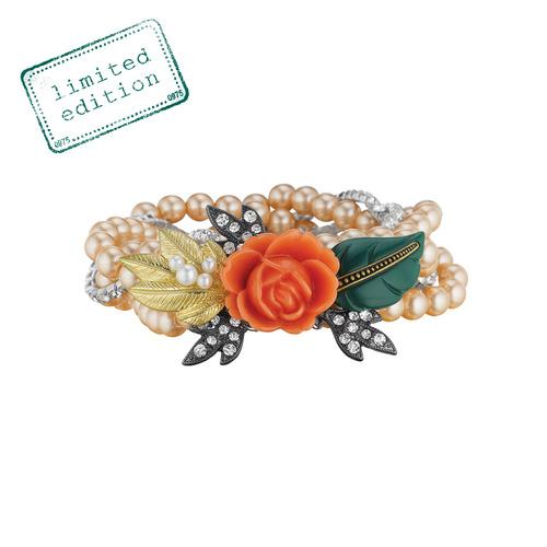 La Belle Rose 'Elyse' Bracelet