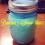 Good Morning Banana Smoothie