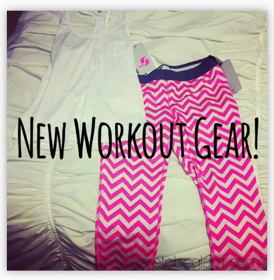 My New Workout Gear